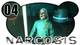 NARCOSIS #04 - Verfressene kleine Biester (Let's Play Gameplay German Deutsch Facecam)