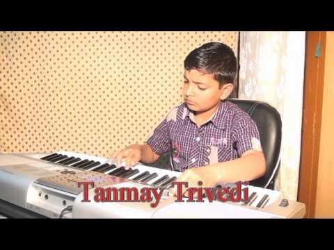 aa laut ke aja mere meet on keyboard by Tnmay Trivedi