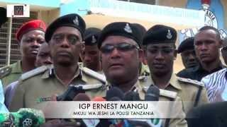 Majambazi yavamia kituo cha polisi na kuua Dar