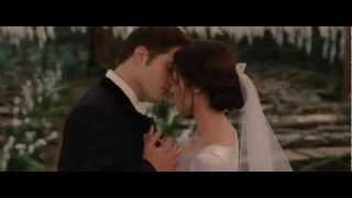 Edward & Bella Marriage - The Twilight Saga