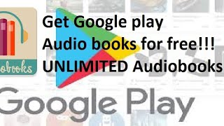 Download audiobooks for free