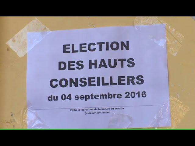Elections HCCT: 80 sièges à pourvoir
