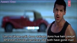 Khwabon Khwabon Hindi English Subtitles Full Video Song Force