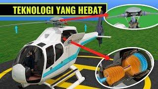 Bagaimana cara Helikopter terbang?