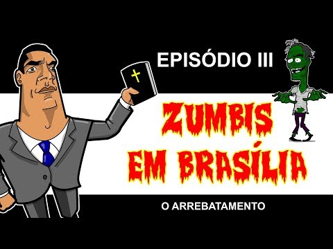 Xxx Mp4 ZUMBIS EM BRASÍLIA EP 3 O ARREBATAMENTO Feat Alba Expider 3gp Sex