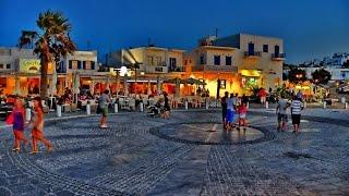 Paros, Greece - Naoussa - AtlasVisual