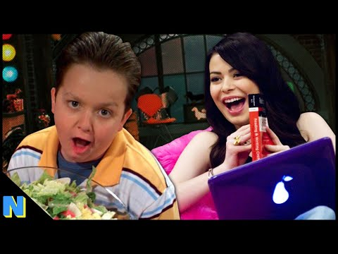 Xxx Mp4 Top 8 Dirty Jokes In ICarly 3gp Sex