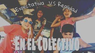 EL COLECTIVO: Expectativa vs Realidad-Aymi Taborda💖