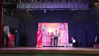 21-1b Manisha Japkar singing Marathi song with Instruments
