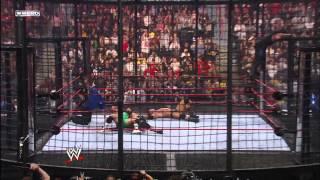 The Undertaker vs. Batista vs. The Great Khali vs. Finlay vs. MVP vs. Big Daddy V - Elimination Cham