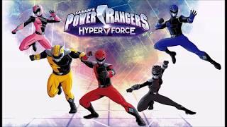 Power Rangers Hyper Force