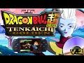 *DragonBall Super Tenkaichi Golden* V2 Para PSP y Android (2016)  -(ISO)-