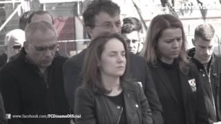 VIDEO EMOTIONAT: ULTIMUL OMAGIU. PATRICK EKENG, CÂINE ȘI DUPĂ MOARTE!