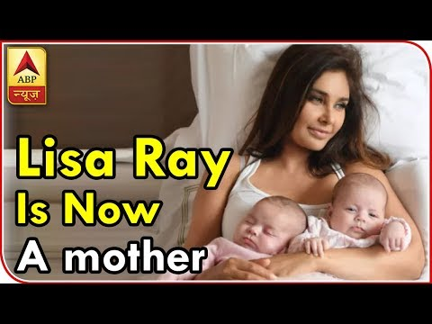 Xxx Mp4 Lisa Ray Is Now A Mother Welcomes Twin Daughters Via Surrogacy See FIRST PIC ABP News 3gp Sex