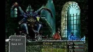 Final Fantasy IX Speedrun Part 64