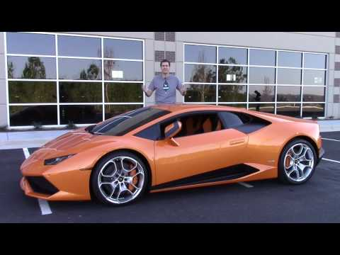 Here's Why the Lamborghini Huracan Is Worth $250,000