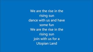 Eurovision 2016 Greece - Utopian Land - ARGO - Lyrics (+subtitles)