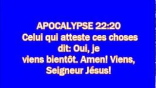 UN BEBE DE 2 ANS ANNONCE LE RETOUR DE JESUS CHRIST