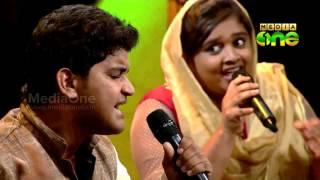 Pathinalam Ravu Season4 | Abdul Hakeem - Qawwali Song'shaahe nuru muhammede' (Epi55 Part1)