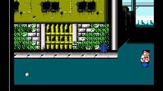 Lesbian Reviewing: Pussy City Pimps (River City Ransom NES Hack) Part 2