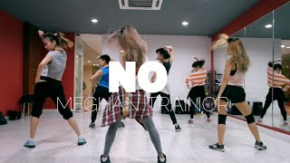 MEGHAN TRAINOR - NO | orangelkm Choreography (Class Video)