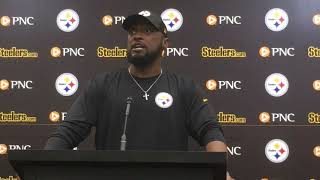 Mike Tomlin reflects on Tony Dungy, former Steeler's influence