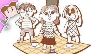 Animal Crossing: 'Camp'n Song' (Pocket Camp Parody) ♫