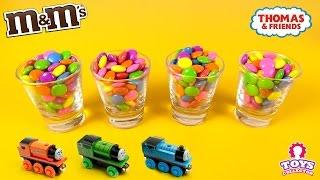 M&M's Surprise Toys Hide & Seek - Thomas and Friends
