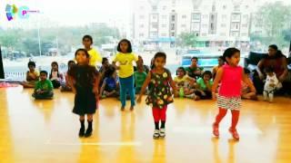 Ammadu let's do kummudu awesome dance by cp fitness and dance studio | khaidi no 150| chiranjeevi,