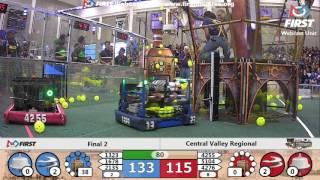 Final 2 - 2017 Central Valley Regional