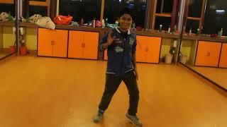 Chaar Botal Vodka  Yo Yo Honey Singh Free Style Dance By Step2sstep Dance Studio
