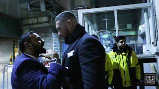 Tony Bellew reacts to Groves/Eubank Jr, says 'Pick on someone your own size' to Prince Naseem Hamed