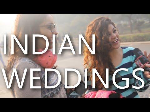 Delhi On Indian/Punjabi Weddings | Street Interview by The Teen Trolls