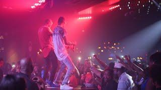 Serge Beynaud & Eddy Kenzo   Lopangwe Live @ The Afrodisiac Anniversary Concert