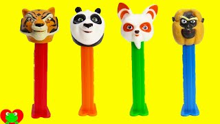 Kung Fu Panda 3 Pez Dispensers