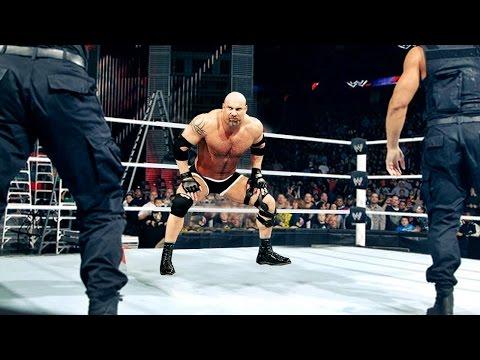 WWE Goldberg Tribute 2017 HD