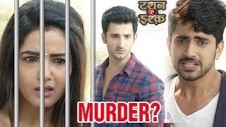 (Video)Twinkle Jailed By Yuvi For Mahi's Murder | Tashan-e-Ishq | Zee Tv