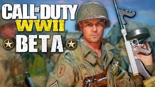 Call of Duty: WORLD WAR 2 - BETA info + ZOMBIES news!