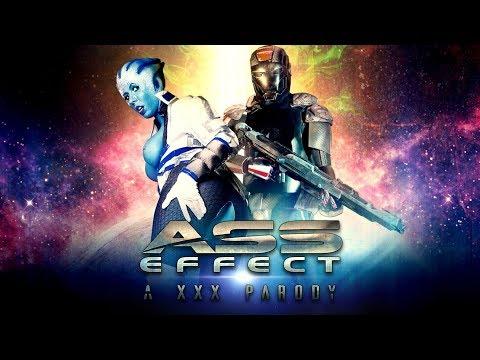 Xxx Mp4 BRAZZER Ass Effect A XXX Parody 3gp Sex