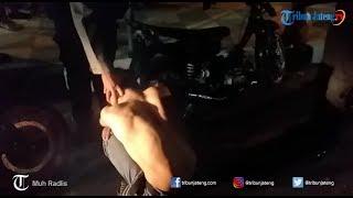 Tim Elang Polrestabes Semarang Buru Pemabuk