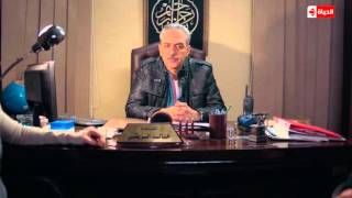 """مسلسل شطرنج - المقدم """" خالد """" اللعبة أكبر من """" فتحي وسراج وبرهان """" الناس اللي بره - الحلقة 117"""