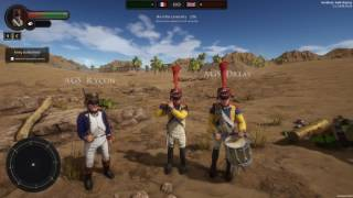 Holdfast: Nations At War - Musicians! Fifers, drummers and violinists