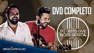 DIEGO E ARNALDO - DVD Completo