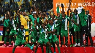 Fifa U 17 2015 Final. Nigeria vs Mali Full Match 2nd half
