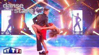 DALS S06 - Loïc Nottet et Denitsa Ikonomova dansent un cha cha sur ''Can you feel it''