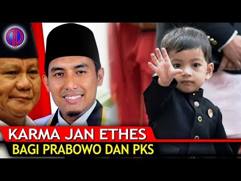 Xxx Mp4 K4rma Cucu Jokowi Jan Ethes Bagi Prabowo Dan PKS 3gp Sex