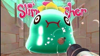 Amazing Tangle Slime Gordo and Ancient Fountain! - Let