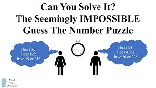 The Seemingly Impossible Guess The Number Puzzle