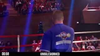 MC's Fight Night finalen 2014 - Fresco vs. Klaskefar - Kvartfinale 3