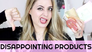 Disappointing Products! Bourjois, Clinique, Chloe & More | Fleur De Force